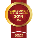 DelSuites Wins Consumers' Choice Award for 4th Consecutive Year!