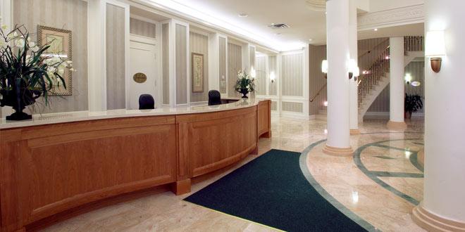 Skymark West Lobby