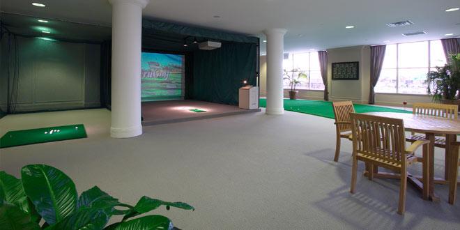 Skymark West Virtual Golf