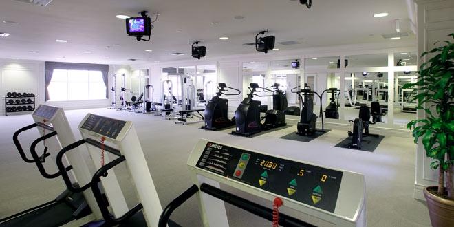 Skymark West Fitness Studio