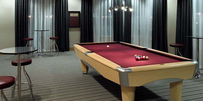Etobicoke Executive Suites Nuvo Billiards Room