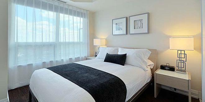 North York Executive Rentals Hullmark 2nd Bedroom
