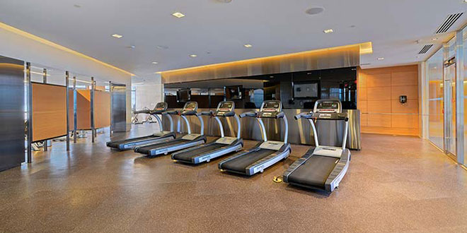 North York Furnished Rentals Hullmark Fitness Centre