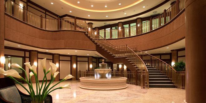 North York Condo Rentals Avondale Lobby