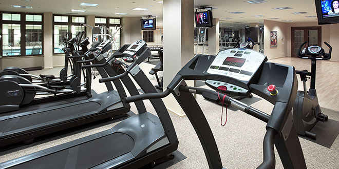 North York Executive Rentals Avondale Fitness Centre