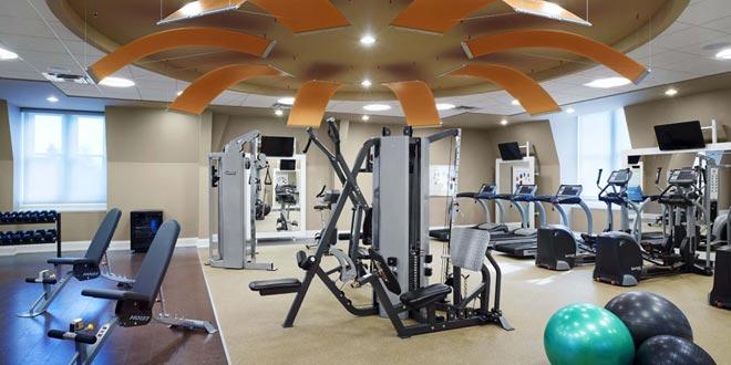 Downtown Toronto  Condo Rentals James Cooper Fitness Centre