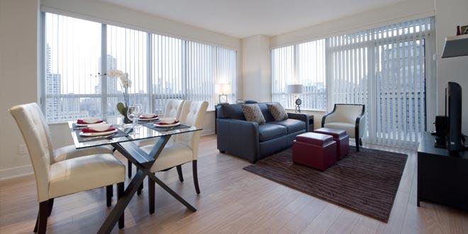 Downtown Toronto  Executive Rentals James Cooper Mansion Living Room
