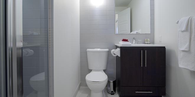 Downtown Toronto  Short Term Rental James Cooper Mansion Bathroom