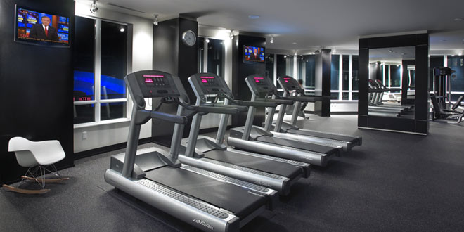 Downtown Toronto Furnished Rentals Element Fitness Centre