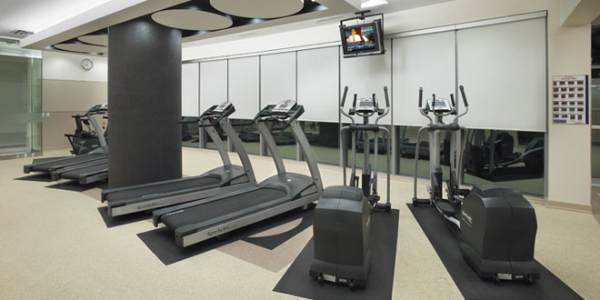 Scarborough Executive Rentals 360 City Centre Fitness Centre