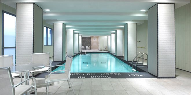 Scarborough Condo Rentals 360 City Centre Swimming Pool