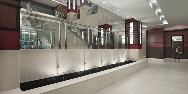 Extended Stays Markham Circa Lobby