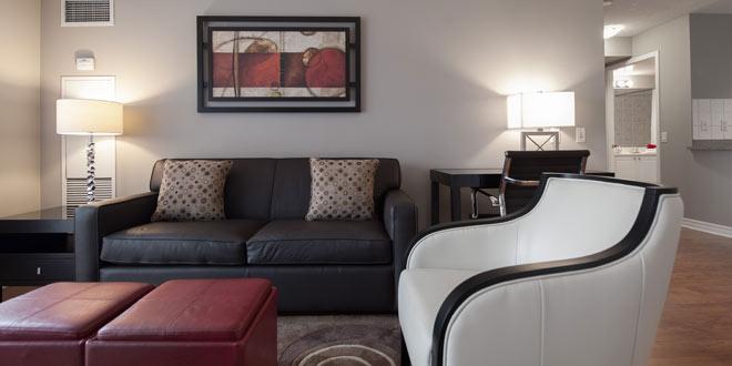 Skymark West Living Room
