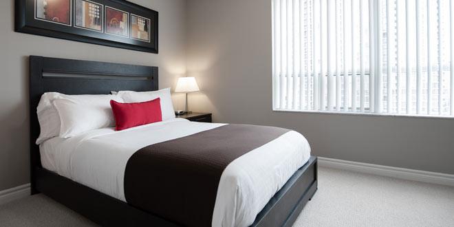 Skymark West Bedroom