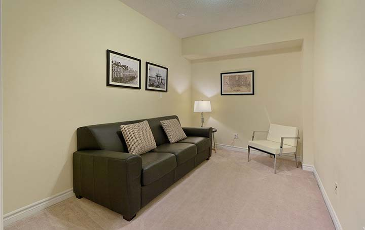 Downtown Toronto Furnished Rentals Qwest Den