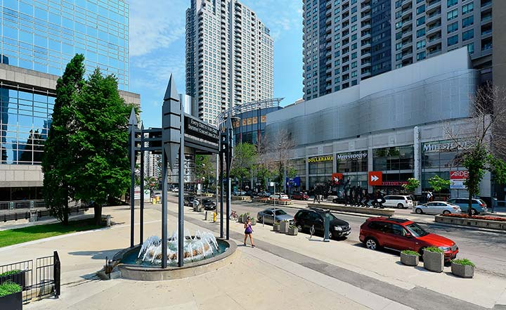 North York Furnished Condos Avondale Mel Lastman Square