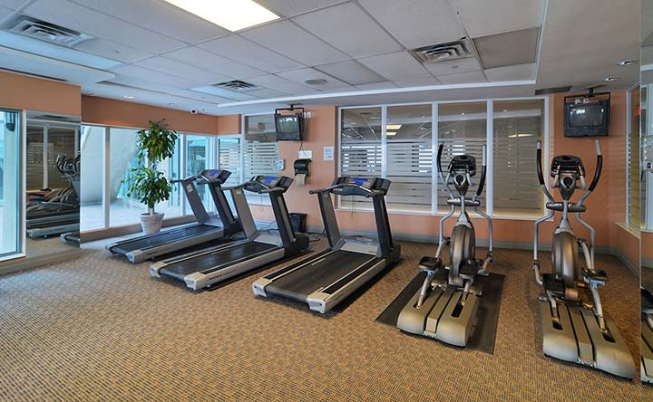 Forest Vista Extended Stays Scarborough Fitness Centre
