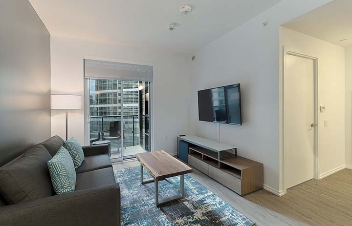 The Livmore Downtown Toronto Living Room
