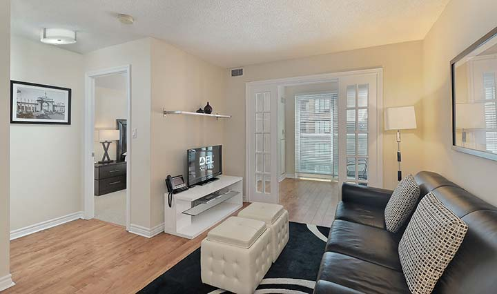 Downtown Toronto Apartment Rentals Qwest Living Room