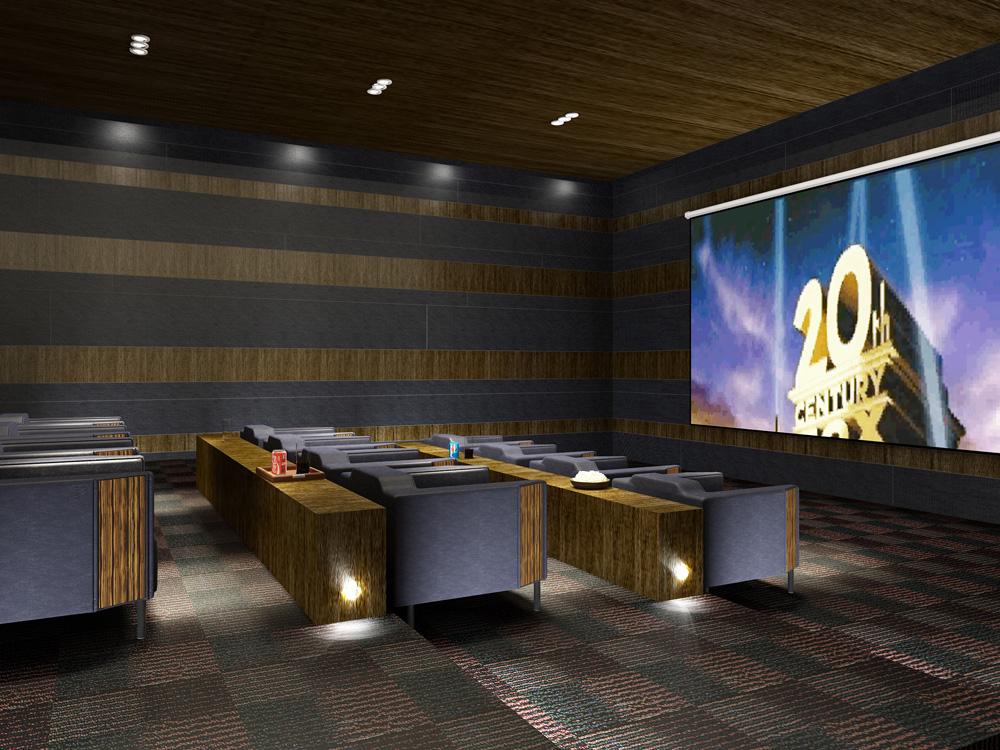 Republic Theatre Room