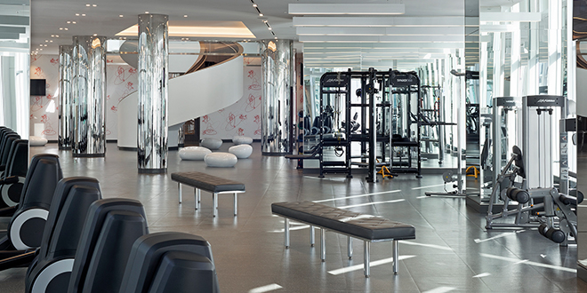 Ten york - Gym H4
