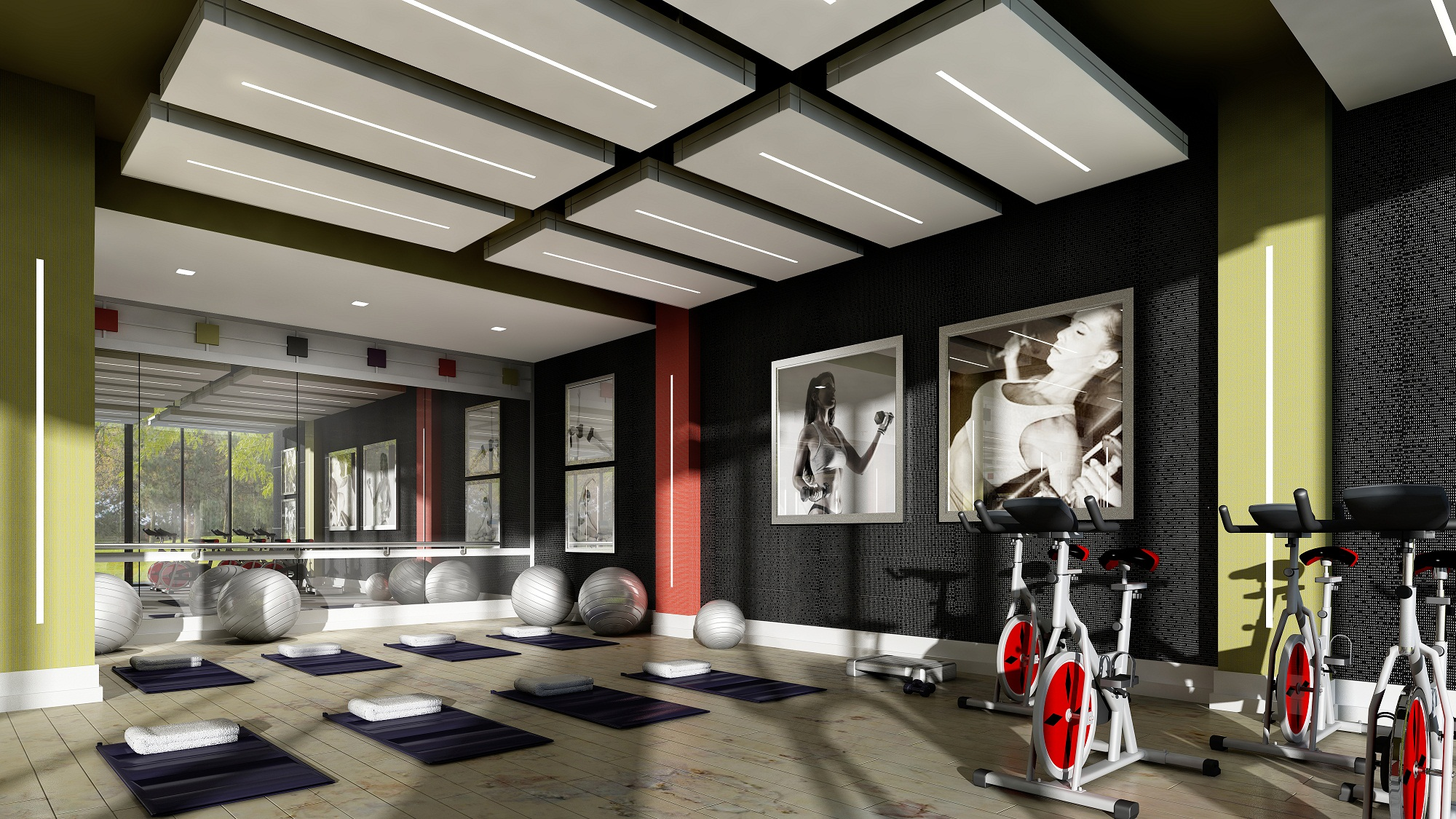 Alto at Yoga Furnished Suites North York
