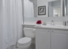North York Furnished Apartments Avondale Bathroom