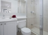 North York Furnished Suites Avondale Bathroom