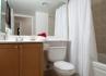 North York Condo Rentals Meridian Bathroom