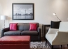 North York Executive Rentals Meridian Townhome Living Room