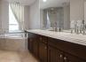 North York Short Term Rental Meridian Townhome Ensuite Bathroom