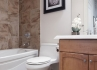 Extended Stays North York Meridian Townhome Bathroom
