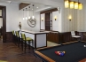 Downtown Toronto  Executive Suites James Cooper Mansion Billiards Room
