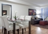Scarborough Short Term Rentals 360 City Centre Dining and Living Room