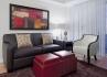 Scarborough Serviced Apartments 360 City Centre Living Room