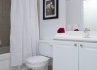 Scarborough Furnished Accommodations 360 City Centre Bathroom