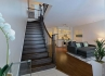 Etobicoke Condo Rentals Parc Nuvo townhouse living room