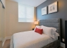 Etobicoke Furnished Accommodations Parc Nuvo townhouse second Bedroom