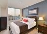 North York Furnished Suites Avondale Bedroom