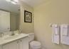 Scarborough Short Term Apartment Rentals Forest Vista Bathroom