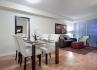 Scarborough Furnished Rentals 360 City Centre Living Room