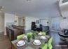 Element 2 Bedroom Deluxe Corporate Housing Toronto Kitchen