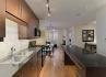 Element 1 bedroom kitchen furnished rental Toronto